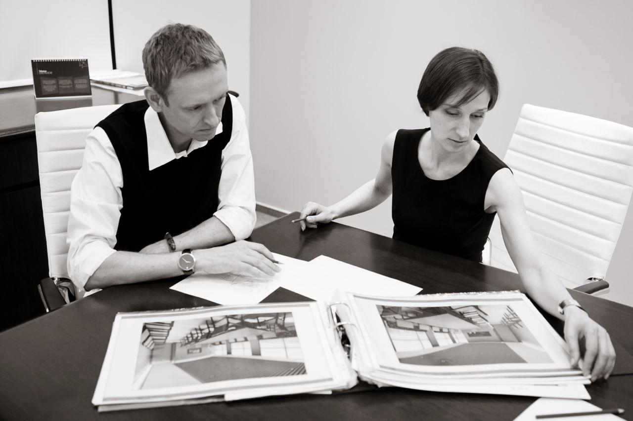 «Дизайн жилого интерьера» с Еленой Франчян и Борисом Матвеевым
